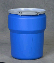 blue-metal-lever