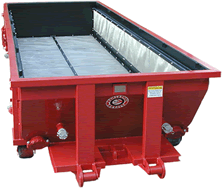 dewatering-containers