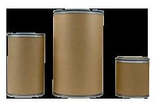 Lever lock Fiber Drums