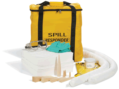 how to use spill kit
