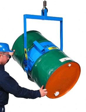 Drum Lift Tilting